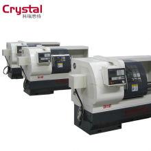 Aparência personalizada CK6150T * 750 CNC tornos de máquinas-ferramenta de guia lineares