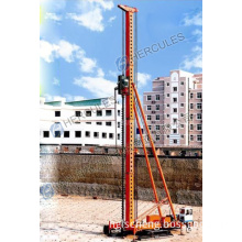 Foot-Step Long Auger Drilling Equipment (KLB series)
