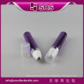 China 15ml empty plastic airless bottle for free samples