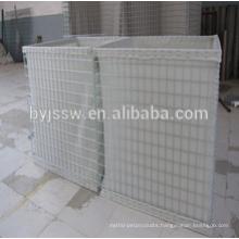 welded hesco bastion blast wall/military hesco barrier for sale/hesco retaining wall