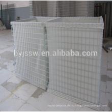сварные барьеры hesco Бастион взрыва стена/военные hesco барьер для продажи/барьеры hesco, сохраняя стены