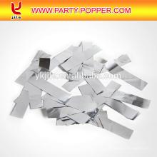 Silver Holographic Mylar Confetti 1kg Bricks Silver Laser Confetti