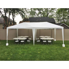 Tienda de boda plegable impermeable para actividades al aire libre de 10x20 pies
