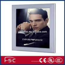 Most attractive advertisement sign board led slim light box