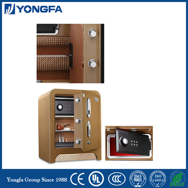 Lead Fingerprint Safe
