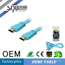 SIPU New cheap 1.5m 1.4 Ver. Flat High speed HDMI Cable