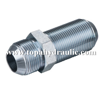6Q metric stainless steel hydraulic fitting