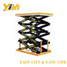 Four Scissor Lift Table light capacity