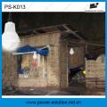 4ВТ 11В 3шт панель солнечных батарей 1W светодиодный солнечный свет лампы Солнечной Комплект для домашнего Солнечной системы (ПС-K013)