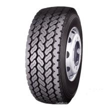 Marcas de pneus de caminhão Longmarch Doubleroad 11r22.5 11r24.5 feitas na China