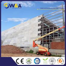 (WAS3505-110S) China Casa concreta del prefabricado para el apartamento moderno del trabajador / Shangai