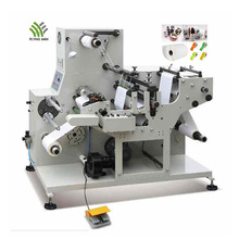 Ротационная высекальная машина для этикеток с самоклеющейся этикеткой