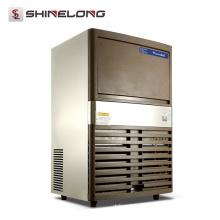 Fabricante industrial del cubo de hielo de la nueva máquina del hielo de la combinación del estilo 2017