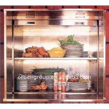 Лифт для продуктов питания, лифтовый лифт
