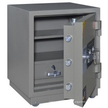 SteelArt feuerfest zwei Schlüsselsafe schwere Tresore Aufbewahrungsbox sicher Gewicht