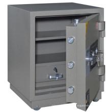 SteelArt ignifuge deux clés boîte sûre coffre-fort lourds boîte de stockage coffre-fort poids
