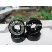 Full Ceramic Silicon Nitride Skate Bearing Black ceramic bearing