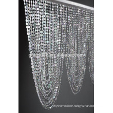 acrylic beads chain for chandelier