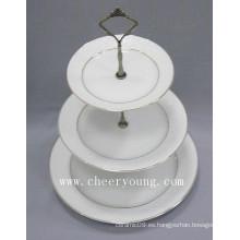 Vajilla de porcelana (CY-P12094)