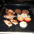 Non bâche ptfe four doublure réutilisable tapis bbq tapis grill