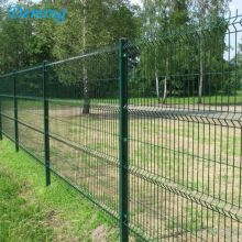 China for Triangle 3D Fence Wholesale Used Wire Mesh Garden Fence for Construction export to Gabon Importers