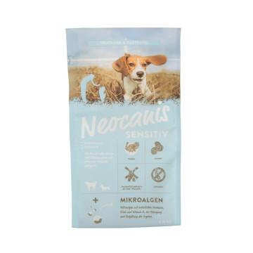 Kunststoff-Tiernahrungstasche aus kundenspezifischen Materialien des normalen Stils