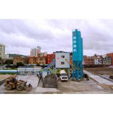 Planta de lotes de concreto fixo de 60m3 / H