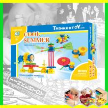 Brinquedos educativos do enigma de DIY 3D