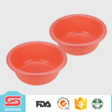 Hot selling bathroom cheap products plastic wash basin with good quality