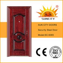 Porta de segurança fabricada na China
