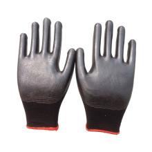 13gauge nylon hand safety gloves work nitrile foam coated glove