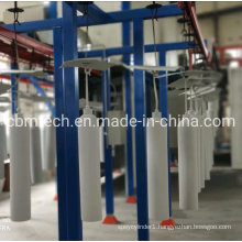 Different Standard Aluminum Cylinders for Industrial Gas
