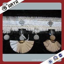 Handcraft Curtain Decorative Trimming Tassel Fringe Home Decor New Style Curtain Fringe