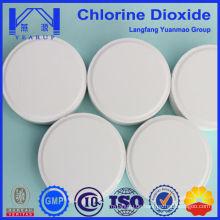 3 Zoll Chlordioxid-Tablette mit konkurrenzfähigem Preis