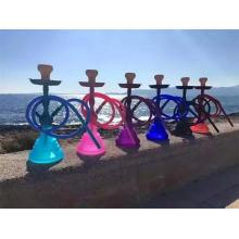 Différentes couleurs Min Shisha Whole Sale