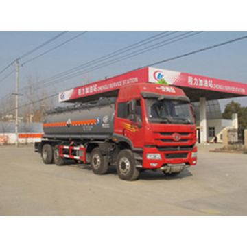 FAW 8X4 17T Chemical Liquid Tanker Truck