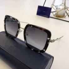 Metallacetat Kombination Sonnenbrille hochwertige CR39 Harz Linse Mode