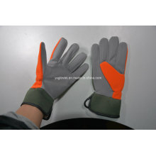 Safety Glove-Microfiber Glove-Work Glove-Industrial Glove-Labor Glove-Cheap Glove