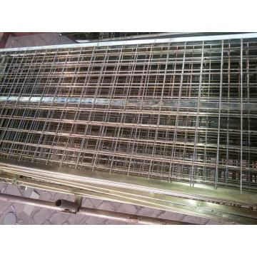 Galvanized dusting bag cage