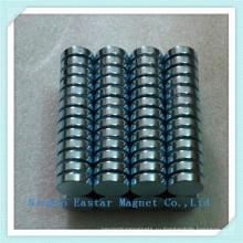 N42 Цинка покрытие неодимовый магнит