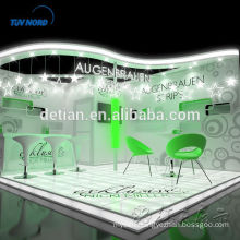 exhibition booth design and construction