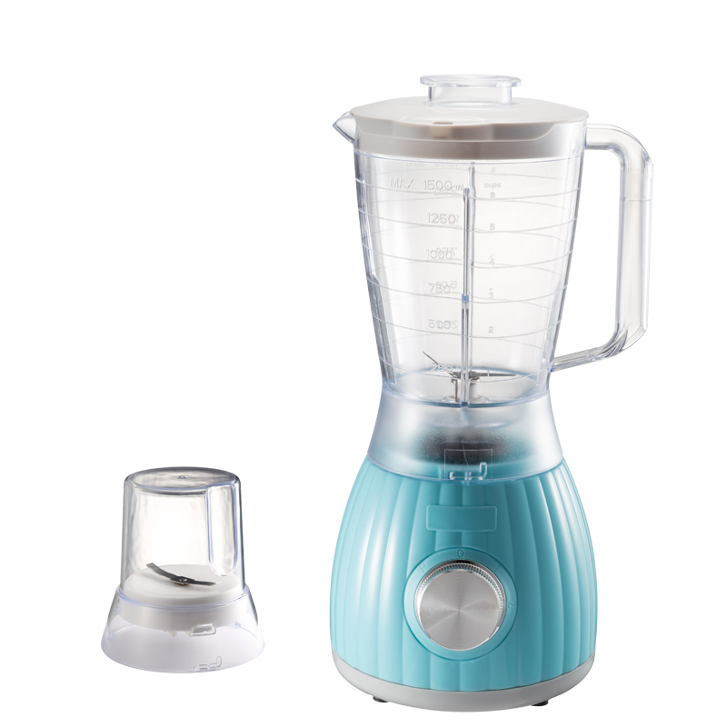 Electric Food Blender 1 5l Plastic Jar