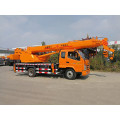 Truck With Mini Crane 10T For Factory