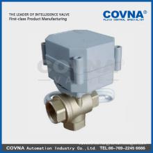 Válvula del motor del surtidor para el agua