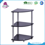 3 tiers free standing kitchen wooden storage rack FT-653A