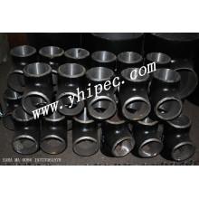 Accesorios de tubos de acero sin costura ASTM A182, Tee
