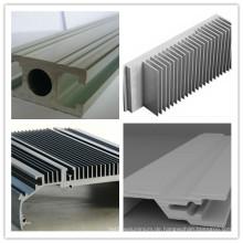 Aluminium Profil Mühle Finish Kühlkörper
