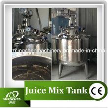 Réservoir de mélange/stockage en acier inoxydable