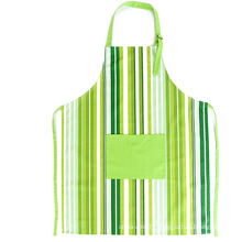 Polyester or Cotton cooking apron/kitchen apron