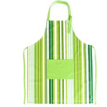 Poliéster ou algodão avental de cozinha / avental de cozinha